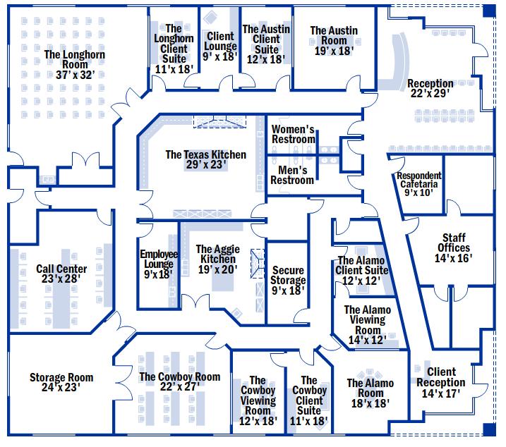 dallas floor plan
